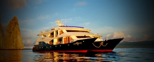 Galapagos islands' newest luxury cruise launched by Haugan cruises