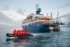 Poseidon Expeditions Renews Charter Contract for Sea Spirit