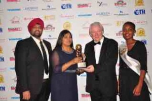 Southafricaholidays.com wins global acclaim with leading industry award