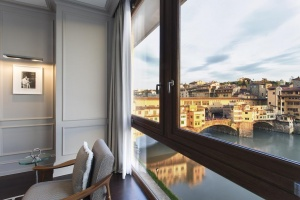 The Portrait Firenze Hotel, Florence; A Review