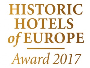 Historic Hotels of Europe announce the Award Winners 2017