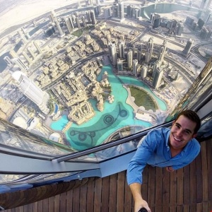 Burj Khalifa ascent to the future
