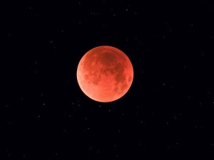The longest lunar eclipse for latest 100 years to be seen on Friday, July 27