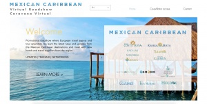 The Quintana Roo Tourism Board promotes twelve attractive destinations of the Mexican Caribbean