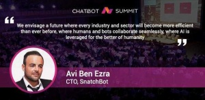 Avi Benezra discusses how chatbots are transforming the hospitality industry