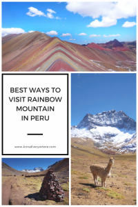 5 Things You Should Know About Rainbow Mountain in Peru
