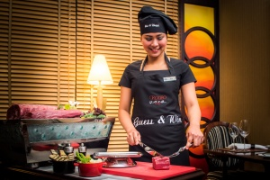 Guess the Weight at Rodeo Grill  - Al Bustan Rotana Dubai