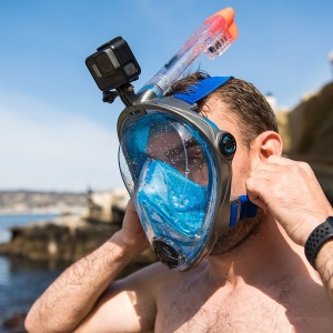 What are snorkel masks for?