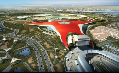 Turbo Track to debut at Ferrari World Abu Dhabi