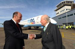 8 new Flybe routes from Cardiff