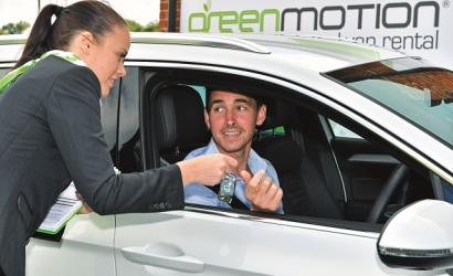 British international car rental brand Green Motion changes its name