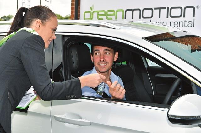 Focus: British international car rental brand Green Motion changes its name - breaking travel news