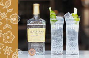 Singapore Airlines partners with Hayman's for new gin