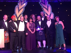 Hotel Indigo Edinburgh scoops top scottish award