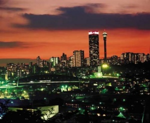 Joburg's endless party