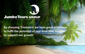 Jumbo Tours chooses Triometric analytics platform to optimise its Hotel Distribution Operations