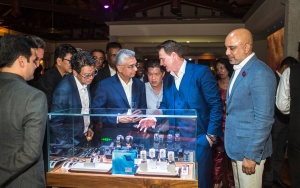 Unveiling of Carl F.Bucherer's new collection