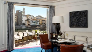 Hotel Lungarno 5 star hotel in Florence