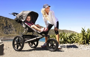5 Tips for getting back in shape after giving birth