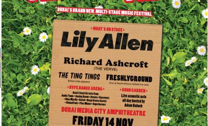 Phil Blizzard Discovers the What's On Party in The Park with Lily Allen and Richard Ashcroft.