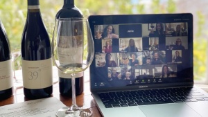 Virtual wine tastings at home to beat the pandemic blues