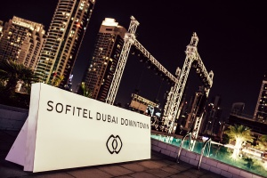 Phil Blizzard Discovers the flavours of Paris at the Sofitel Dubai Downtown inauguration