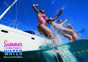 New 'Summer on the Water' campaign showcases 'waterlust' experiences to enjoy in Britain