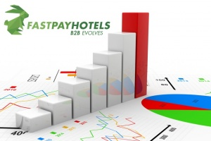 Fastpayhotels collaborates with Triometric to leverage the power of business intelligence
