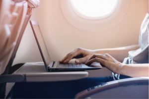 Alaska Airlines Takes Off with Satellite-Based Wi-Fi Upgrade