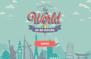 Around the World in 80 Hours