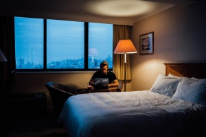 How to pass the time if you're stuck quarantining in your hotel room