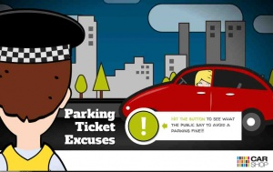 Parking Ticket Excuses