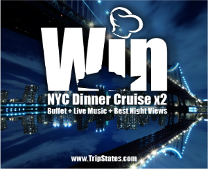 Win NYC Dinner Cruise x2