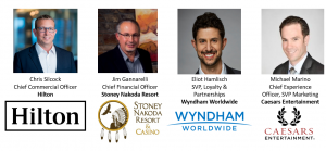 Hilton, Wyndham, Hertz & Caesars to Achieve a Personalized Travel Future