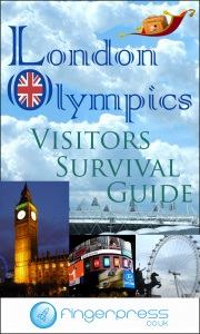 Interactive Travel Guide provides a new way of discovering London during the Olympics