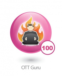 Gamification boosts OTT's eLearning engagement by 65%