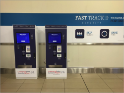 Wait times set to reduce following fast track kiosk instillations at John Lennon Airport