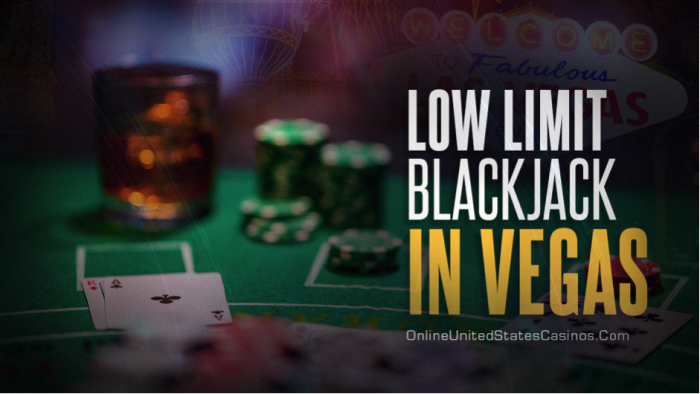 Low restrict blackjack in Vegas, the place to play? | Focus