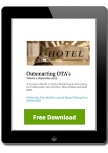 Digital Advertising Agency Release Free Book on Hotel Marketing