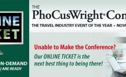 A Closer Look at The PhoCusWright Conference Online Ticket