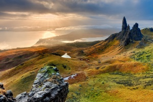 Moving to a remote Scottish island