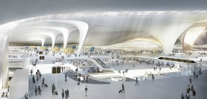 Focus: The Largest Airport In The World To Open In 2019 In Beijing