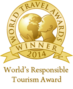 Twiga Tours wins WORLD RESPONSIBLE TOURISM 2014 AWARD
