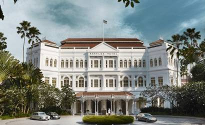 Raffles Singapore unveils culinary line-up ahead of 2019 re-opening