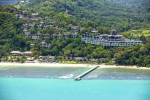 Thai luxury with Samui Baan Taling Ngam Resort