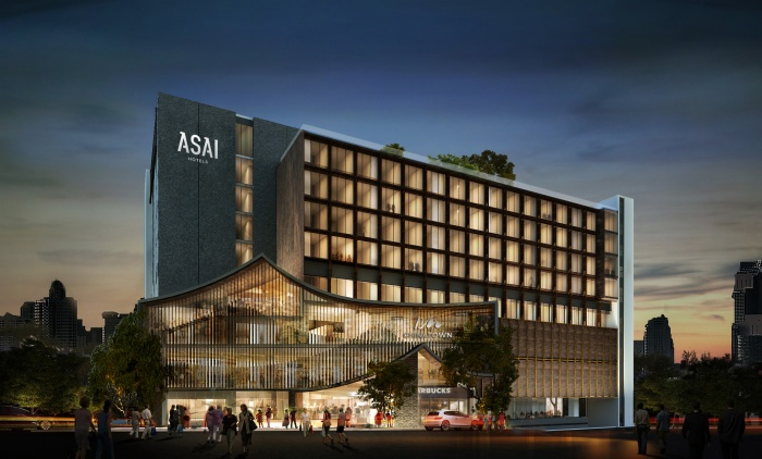 Dusit signs for ASAI Bangkok Chinatown