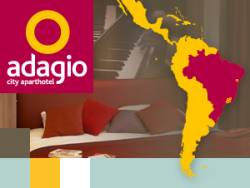 Adagio is out to conquer Brazil