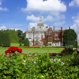 World class golf at Adare Manor in Ireland