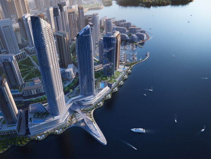 Emaar begins development of Address Harbour Point in Dubai