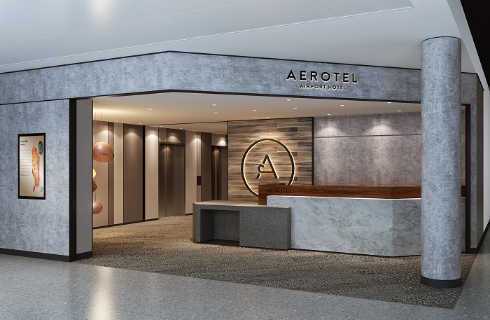 Aerotel London to debut at London Heathrow next month